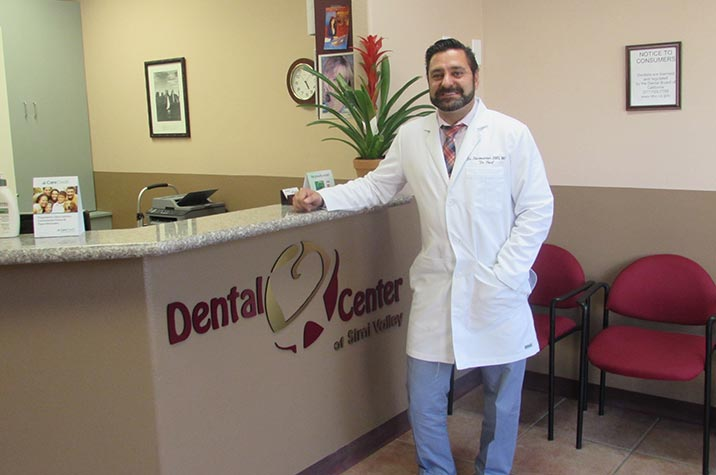 See your Simi Valley area dentist when these five symptoms appear